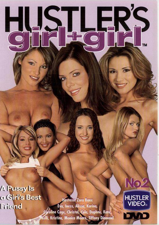 Girl + Girl #2 DVD