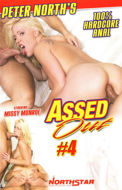 Assed Out #04 DVD