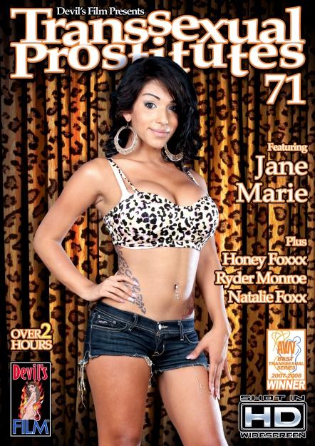 Transsexual Prostitutes #71 DVD