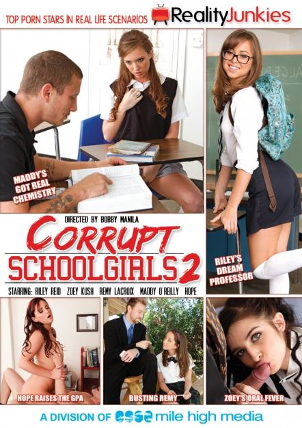 Corrupt Schoolgirls #02