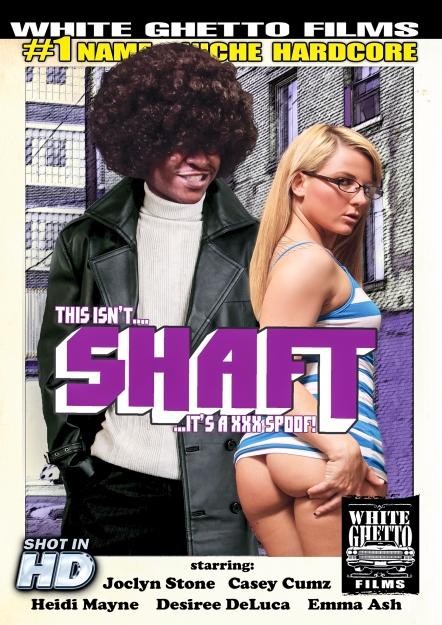 This Isn't Shaft - It's A XXX Spoof! DVD