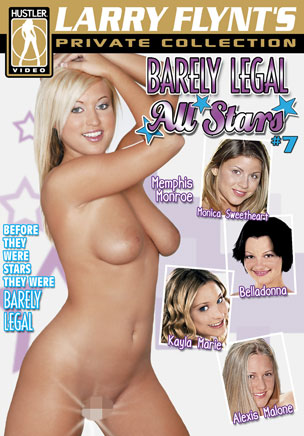 Barely Legal All Stars #7 DVD