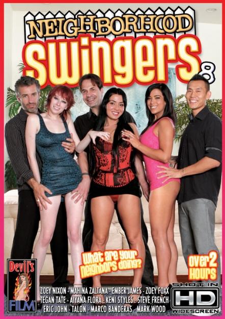 Neighborhood Swingers #08 DVD
