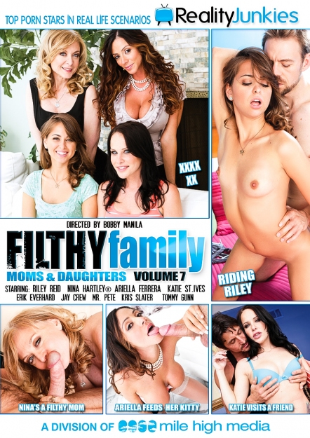 Filthy Family Volume 07