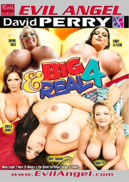 Big And Real #04 DVD