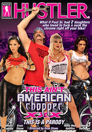 This Ain't American Chopper XXX DVD