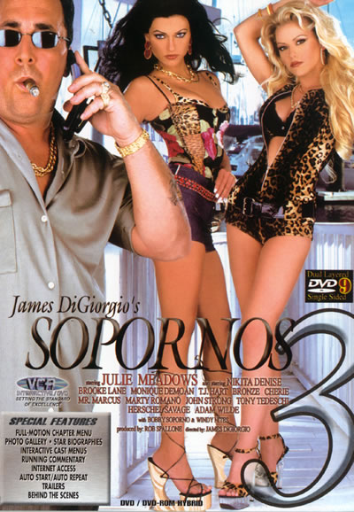 The Sopornos #3 DVD