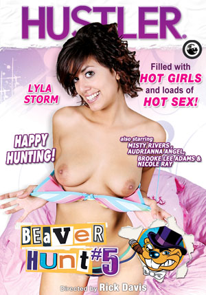 All New Beaver Hunt #5 DVD