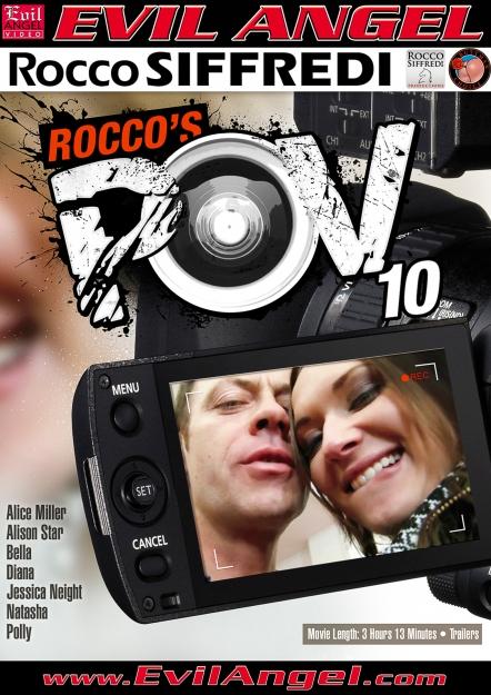 Rocco's POV #10 DVD
