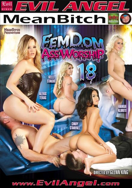 Femdom Ass Worship #18 DVD