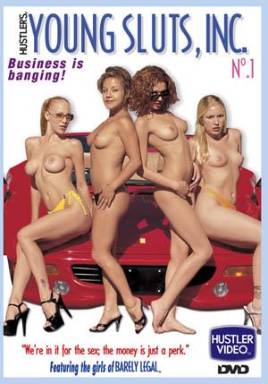 Young Sluts, Inc. #1 DVD