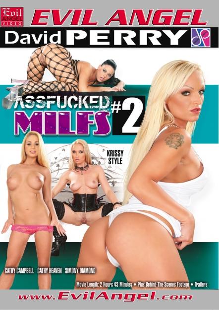 Assfucked Milfs #02 DVD