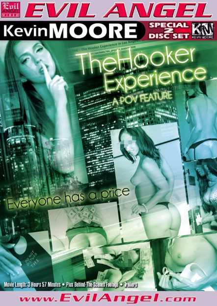 The Hooker Experience DVD