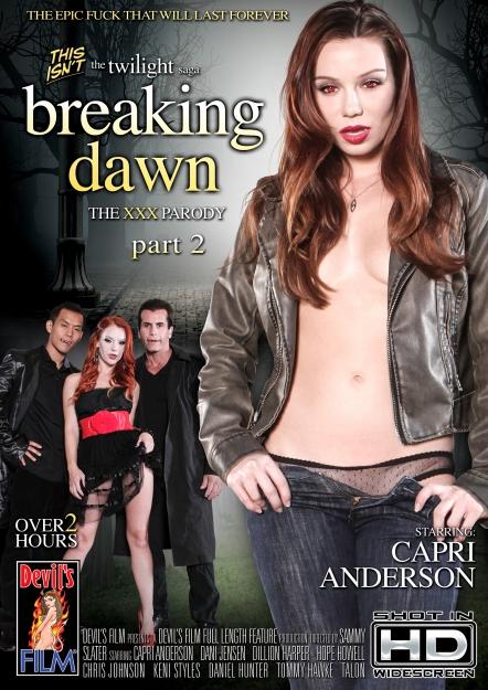This Isn't Twilight: Breaking Dawn The XXX Parody Part 2