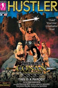 This Ain't Conan The Barbarian XXX 3D DVD