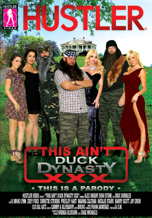 This Ain't Duck Dynasty XXX DVD
