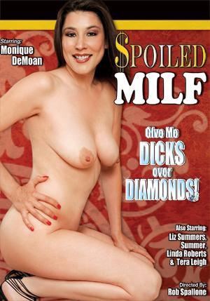 Spoiled Milf DVD