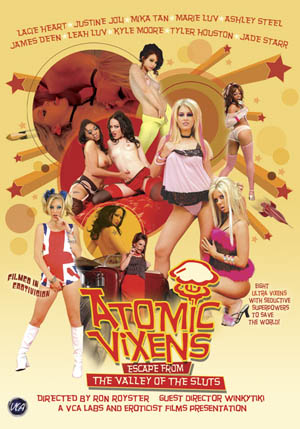 Atomic Vixens