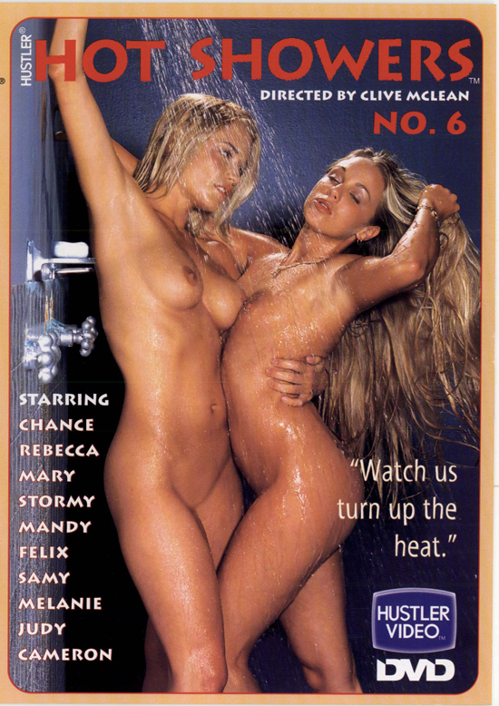 Hot Showers #6 DVD