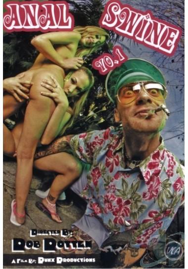 Anal Swine #1 DVD