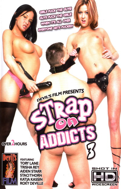 Strap On Addicts #03