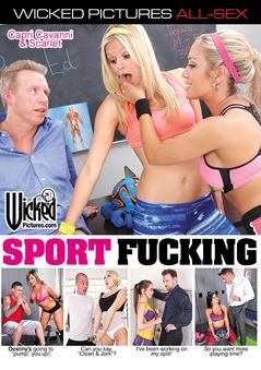 Sport Fucking DVD