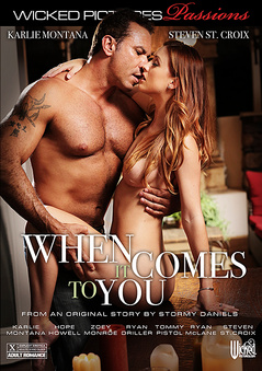 When It Comes To You DVD