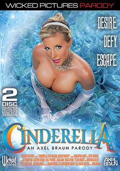 Cinderella XXX: An Axel Braun Parody DVD