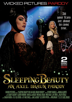 Sleeping Beauty XXX: An Axel Braun Parody DVD