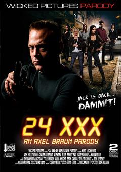 24 XXX: An Axel Braun Parody DVD