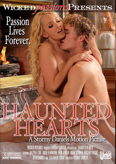 Haunted Hearts DVD