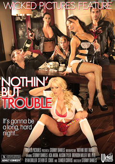 Nothing but Trouble DVD