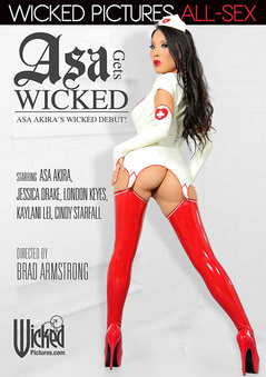 Asa Gets Wicked DVD