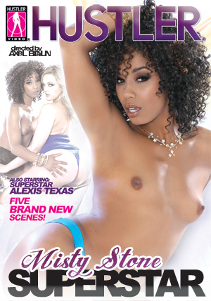 Misty Stone Superstar DVD