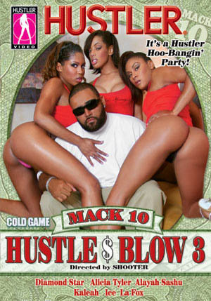 Hustle & Blow #3 DVD