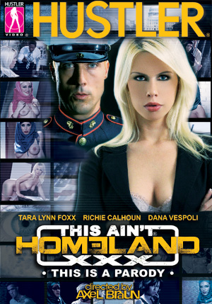 This Ain't Homeland XXX DVD