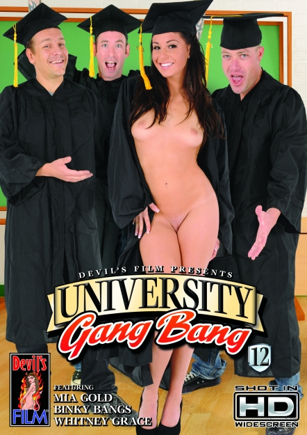 University Gangbang #12