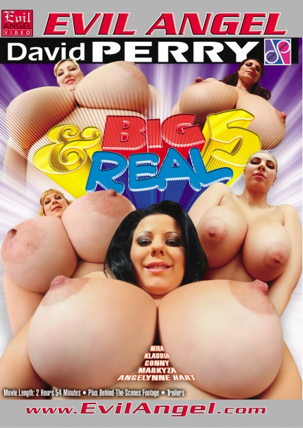 Big And Real #05 DVD