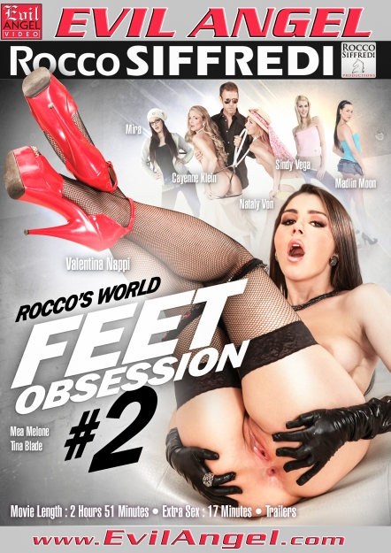 Rocco's World Feet Obsession #02 DVD