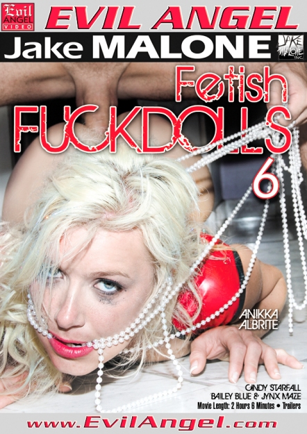 Fetish Fuck Dolls #6 DVD