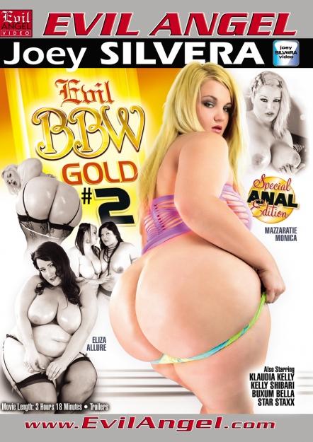 Evil BBW Gold #02 DVD