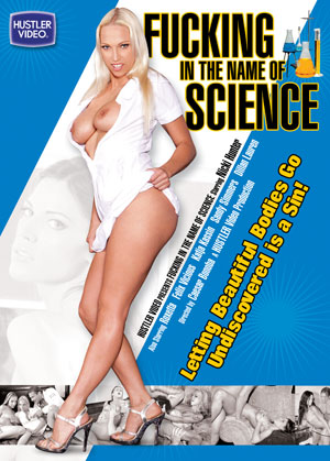 Fucking in the Name of Science #1 DVD