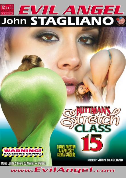 Stretch Class #15 DVD