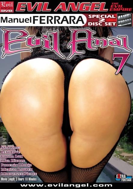 Evil Anal #07 DVD