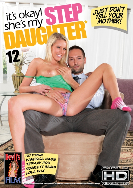 It's Okay She's My Stepdaughter #12 DVD