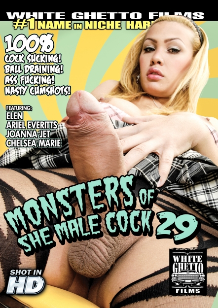 Monsters Of Shemale Cock #29