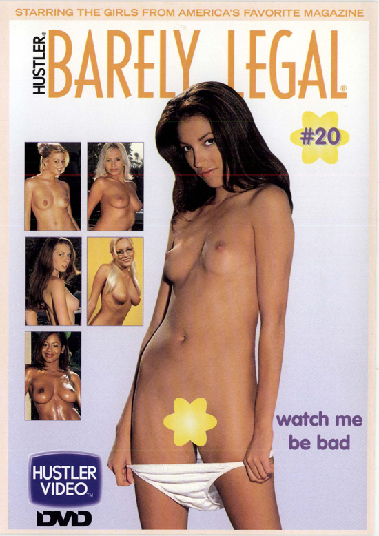 Barely Legal #20 DVD