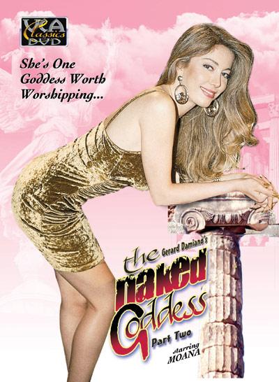 Naked Goddess #2 DVD