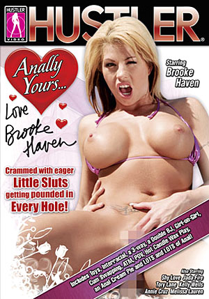 Anally Yours, Love Brooke Haven DVD