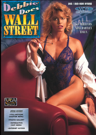 Debbie Does Wallstreet DVD